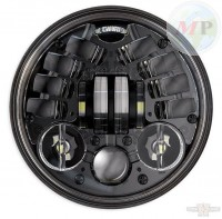 "CC890441 JW Speaker 8690M LED Standard 5 3/4"" Black"