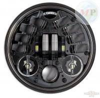 "CC890441 JW Speaker 8690M LED Standard 5 3/4"" Black"