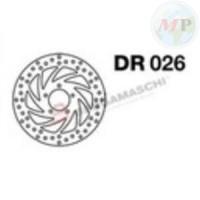 DR026 GRIMECA DISCO FRENO APRILIA SCARABEO 125/200/250/300/400/500 ANT.