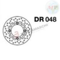 DR048 GRIMECA DISCO FRENO HONDA SH125 ANT./POST.; FORESIGHT 250