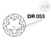 DR053 GRIMECA DISCO FRENO BEVERLY 125/200/250 ANT/POST
