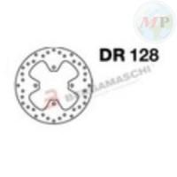 DR128 GRIMECA DISCO FRENO YAMAHA X-MAX POST. 125/250 - VERSITY 300