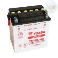 E01174 BATTERIA YUASA YB10L-A2 CON ACIDO