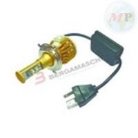 E03470441 RIATEC LAMPADA LED H4 12V
