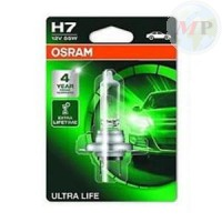 E03642101 OSRAM LAMPADA H7 12V 55W PX26D ULTRA LIFE