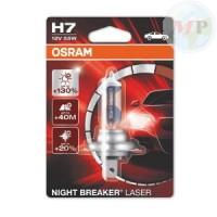 E03642102 OSRAM LAMPADA H7 12V 55W PX26D NIGHT BREAKER LASER