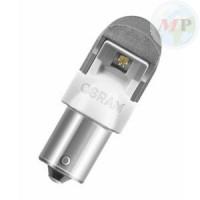 BLISTER 2 LAMPADE OSRAM LED 12V BA15S ROSSA RETROFIT PREMIUM