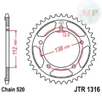 A51131641 CORONA JT 1316 z41