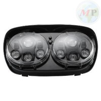 MPAT360RGBS HLXG Fanale a LED per Harley-Davidson Road Glide