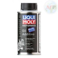 MPMOA1580 LIQUI MOLY MOTORBIKE OIL ADDITIVE 125ML