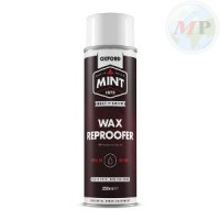 C800225 OXFORD MINT WAX COTTON REPROOF 250ML