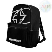 C800177 OXFORD ZAINO X-RIDER ESSENTIAL BACK PACK - REFLECTIVE