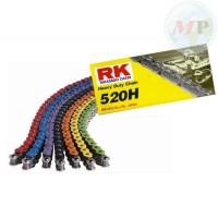 K525GXW12003-6 CATENA RK 525GXW 120 MAGLIE CLF