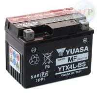 E01154 BATTERIA YUASA YTX4L-BS C/ACIDO
