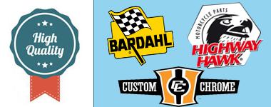 Rivenditori Autorizzati Custom Chrome Bardahl Highway Hawk