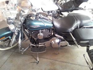 Moto Harley-Davidson Road King