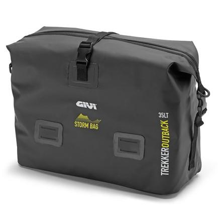 Borse interne morbide ripiegabili e impermeabili  borse laterali per moto