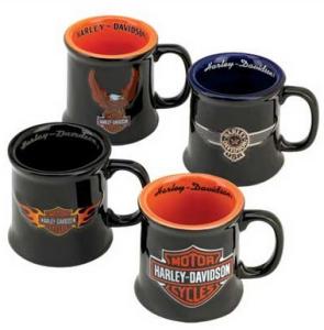 Mini mug Harley Davidson
