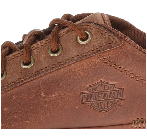 new concept 527f3 ab10d Sneakers scarpe basse Harley Davidson – MotoPier.it Blog