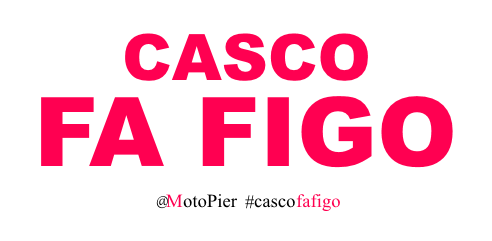 Casco fa figo by MotoPier