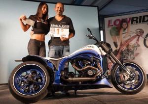 Rombo di Tuono Max Gullone Harley Davidson