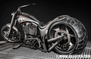 ENDI By MAX GULLONE Harley_Davidson_Custom_by_Max_Gullone