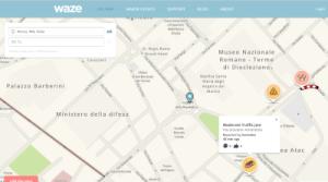 Waze Live Mappe da pc review MotoPier