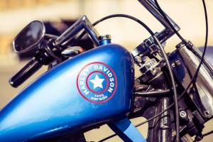 Nando Battiati Harley Davidson