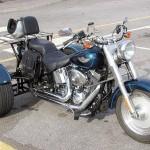 Harley Davidson TRIKE - La tre ruote che fa sognare!