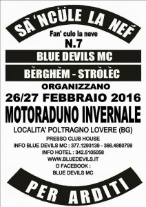 BLUE DEVIL MC BERGAMO