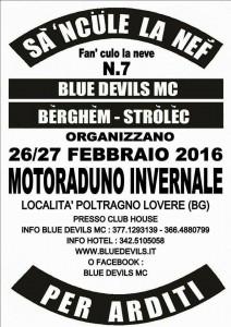 BLUE DEVIL MC BERGAMO