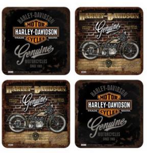 SottoBicchieri_Harley_Davidson