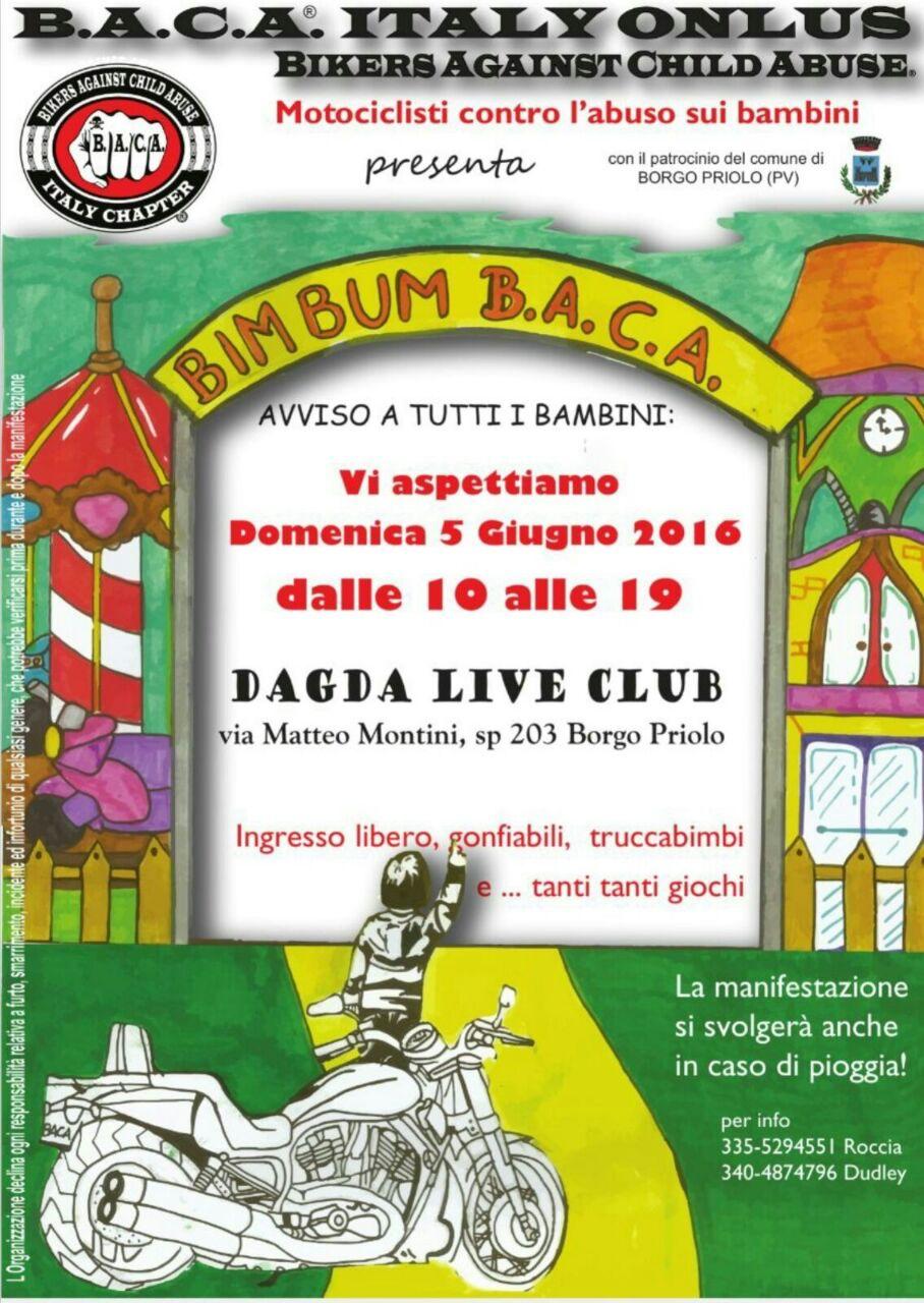 BACA image evento