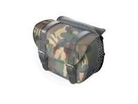 Tre borse TEK per moto Camouflage Mimetiche Saddlebags