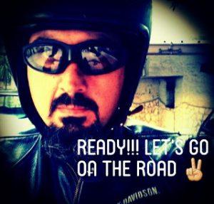 Viaggi in moto: ritorno dalla costa Adriatica Italy Pier let's go on the road