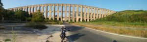 Viaggi in moto: ritorno dalla costa Adriatica Italy