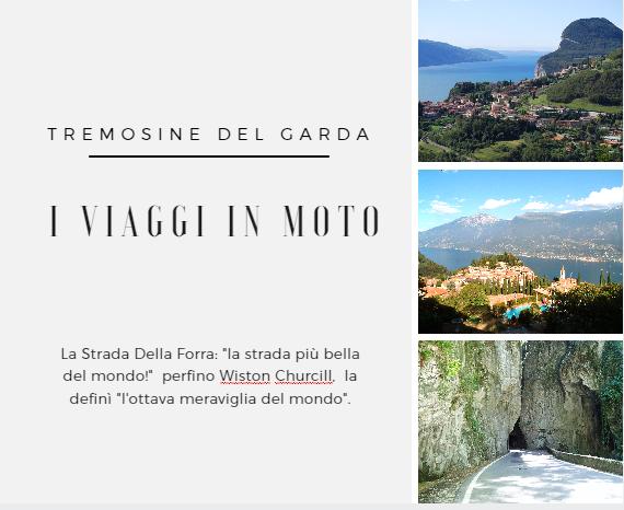 Viaggi In Moto Tremosine Del Garda E Strada Della Forra Motopier
