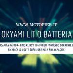 Accumulatori moto: Okyami Lithium