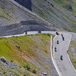 Passo dello Stelvio Itinerari moto