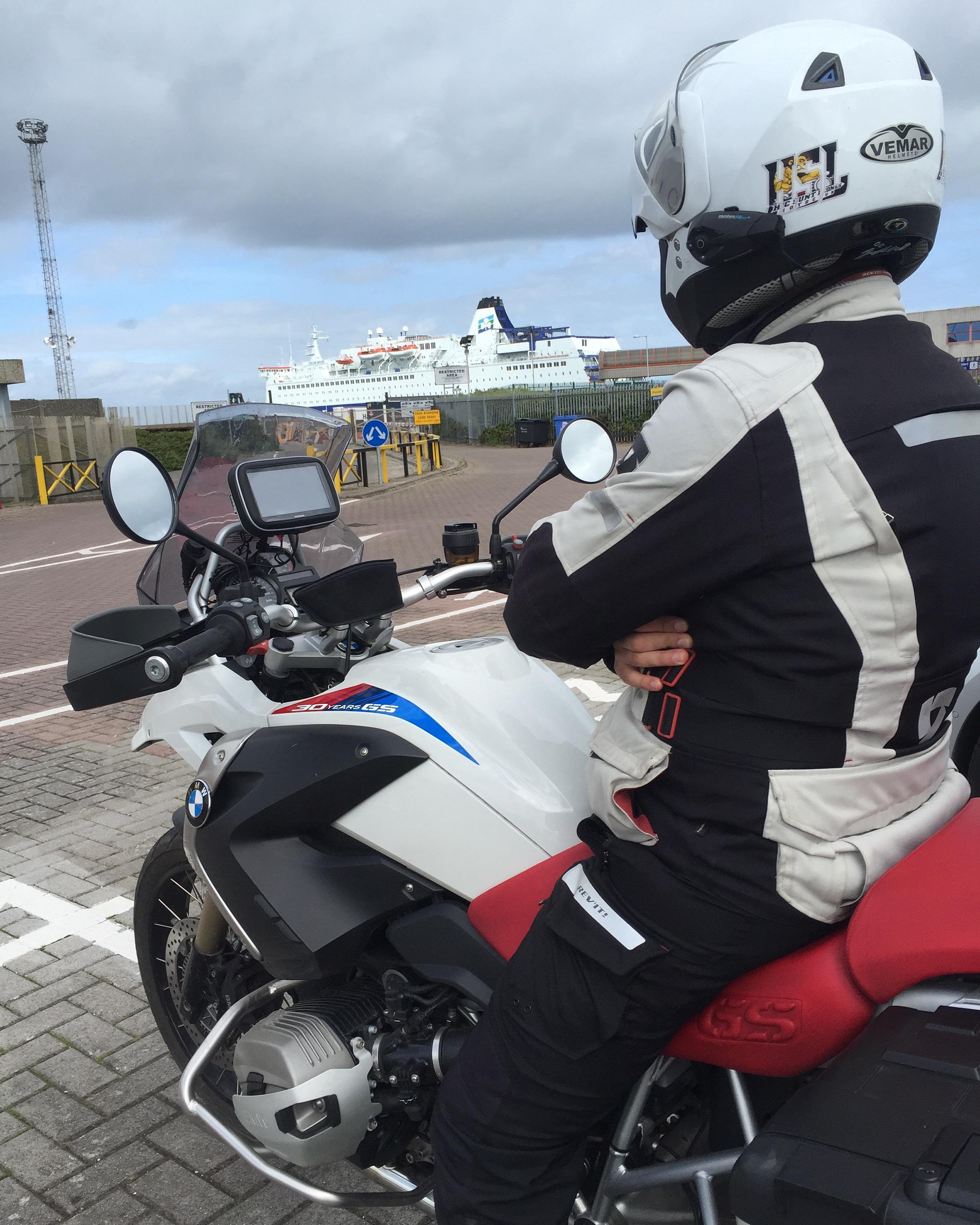 Viaggio in moto in IRLANDA MariannaMartini e Andrea Il nostro viaggio in Irlanda 04