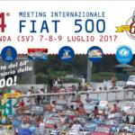 34° Meeting Internazionale Fiat 500 Club Italia