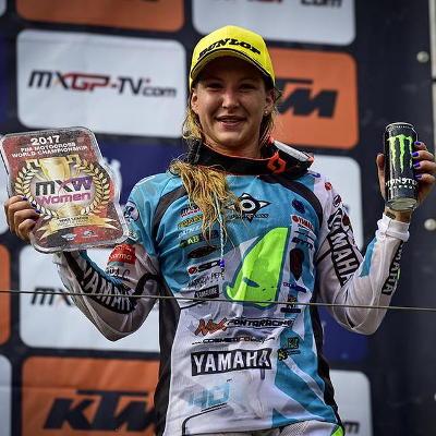 Kiara Fontanesi vince il 5° titolo mondiale