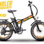 Ducati ebike Scrambler